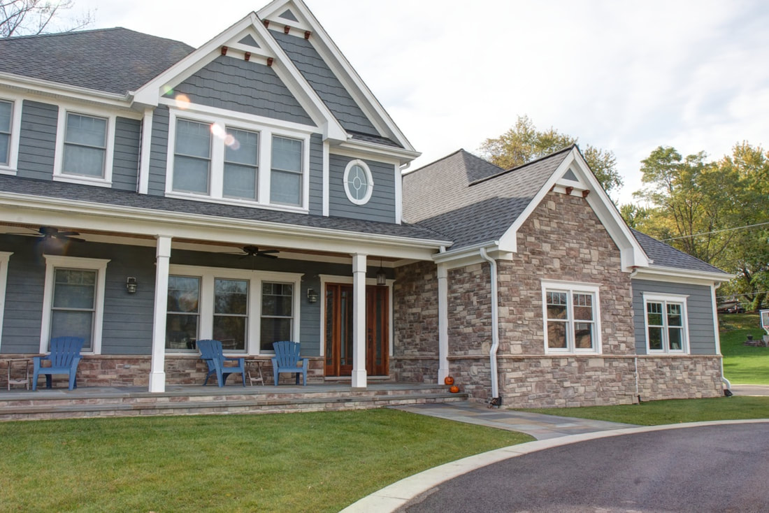 Exterior Remodeling By David Frank Home Improvement And